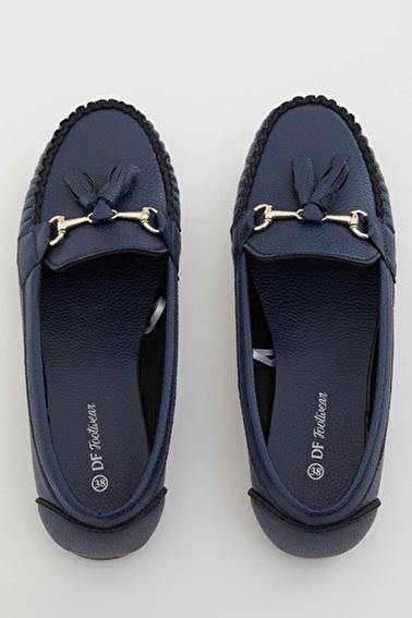 DeFacto Loafer Ayakkabı Lacivert